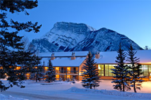 Banff Douglas Fir Resort