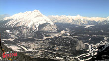 Banff Webcam