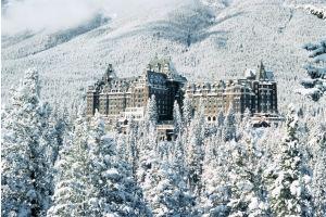 Fairmont Banff Springs Hotel Banff Ski Accommodation Ski