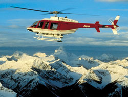 Banff Helicopter Sightseeing Tour
