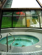 Marquise Outdoor Hot Tub, Whistler