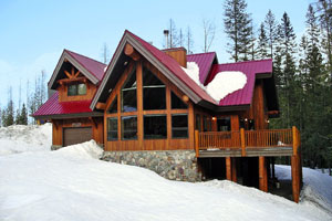 The River Rock Lodge Resort Home, Fernie