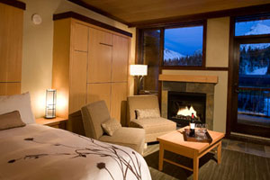 Sunshine Mountain Lodge Premium Suite, Banff